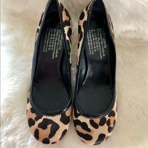 pedro garcia never worn leopard pumps size 37